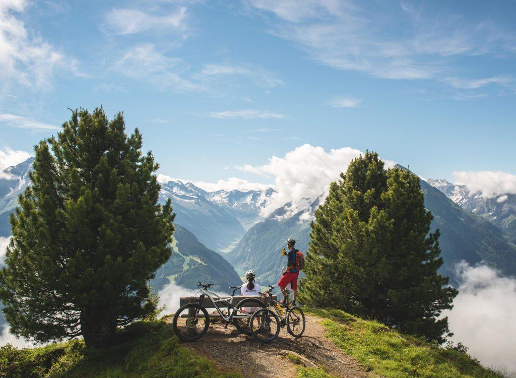 Sieghard Suites Mayrhofen - Biken