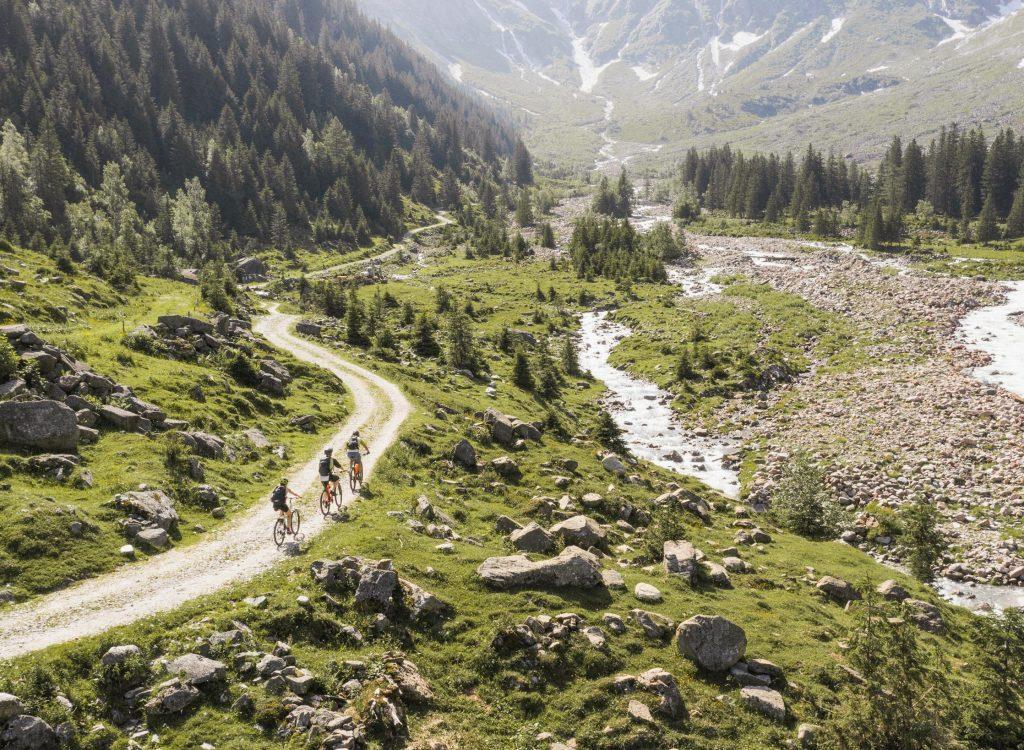 Sieghard Suites Mayrhofen - Biketour