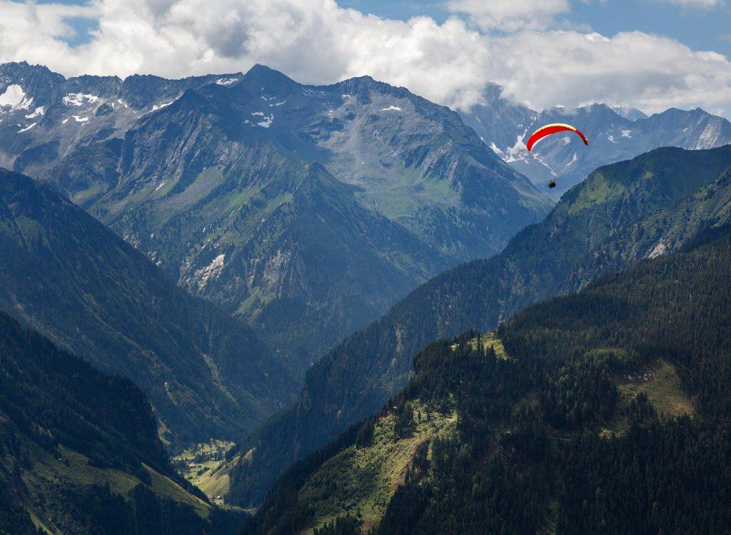 Sieghard Suites Mayrhofen - Paragilding
