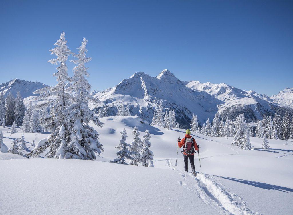 Sieghard Suites Mayrhofen - Schneeschuhwanderung