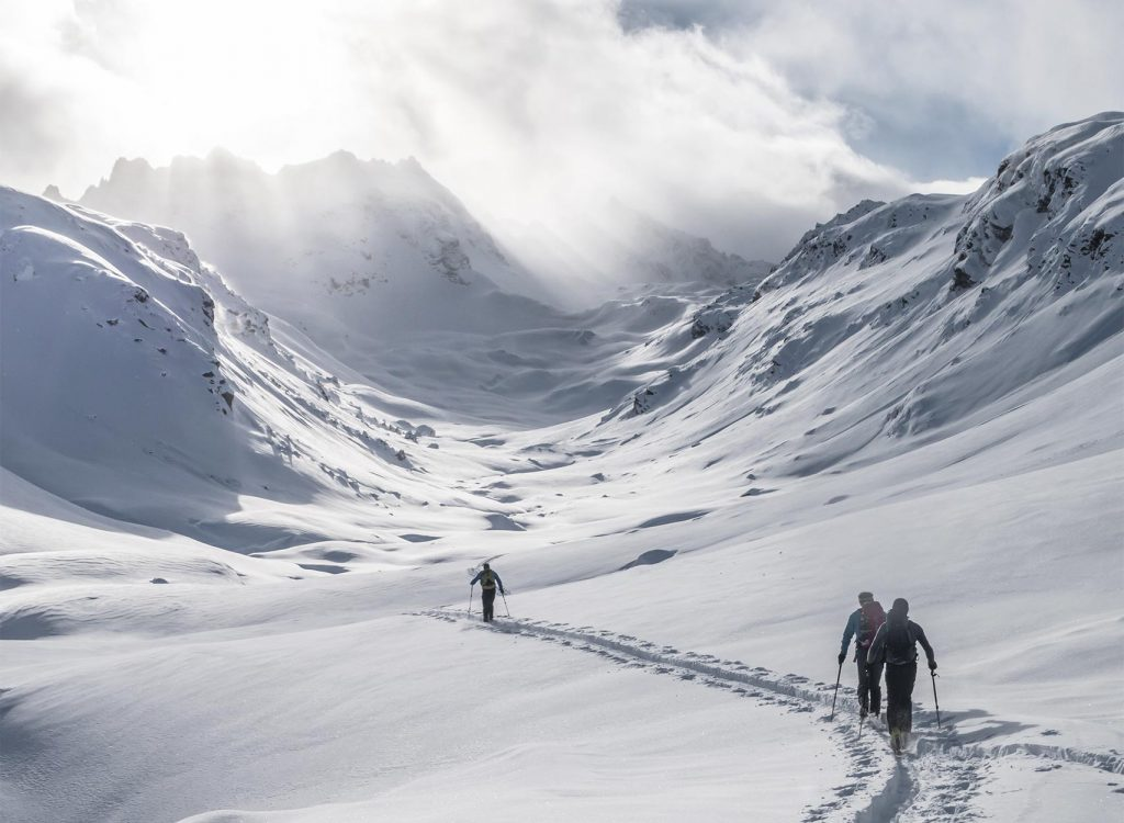Sieghard Suites Mayrhofen - Skitouren