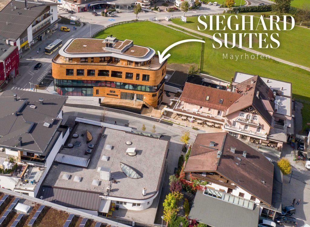 Sieghard Suites Mayrhofen